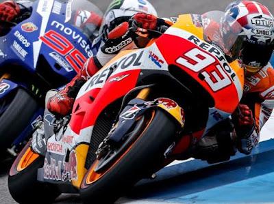 Ketagihan Menang, Marquez Incar 25 Poin Penuh Seri Brno
