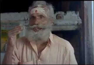Actor Santo Krishnan died