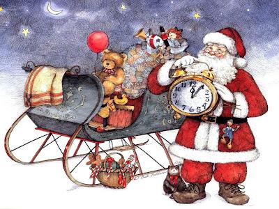 Santa Claus Wallpapers