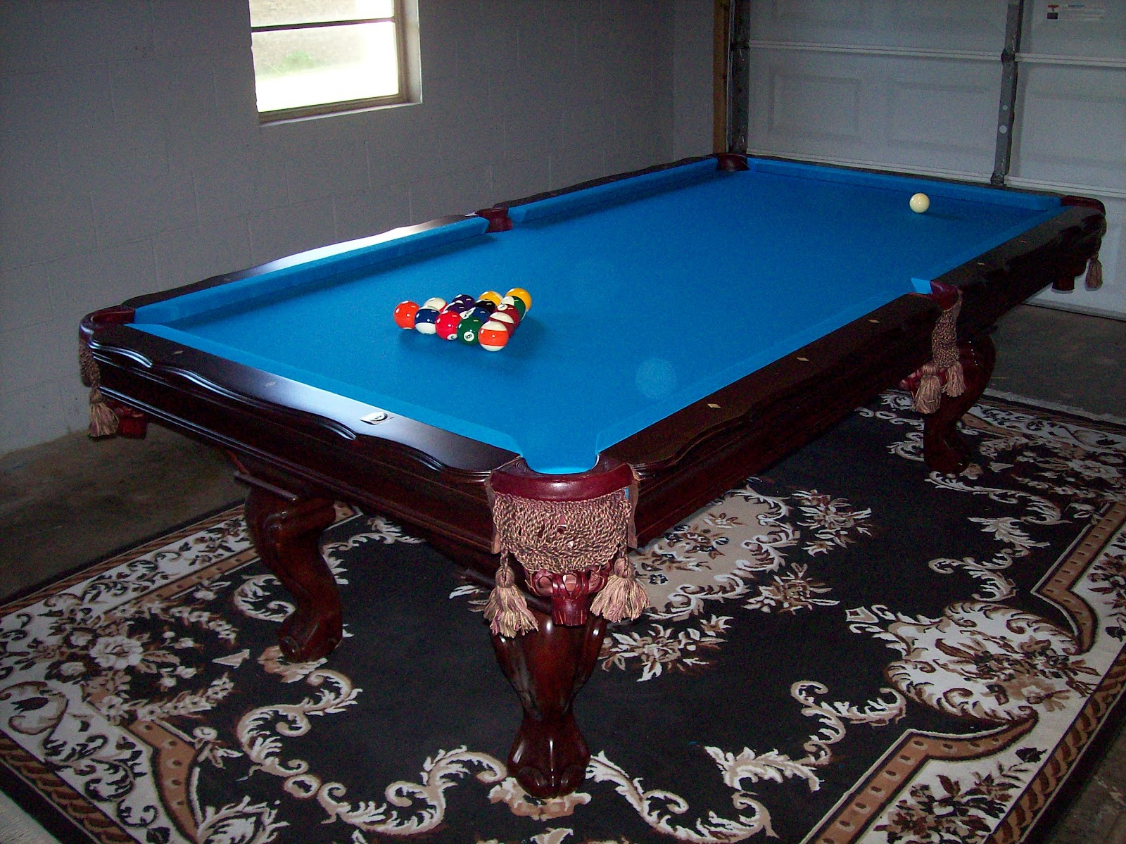 Pool Padawan The Saga Of The New Pool Table - Buy my pool table