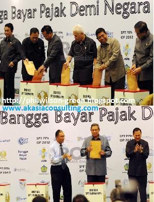Spt Tahunan Pak SBY