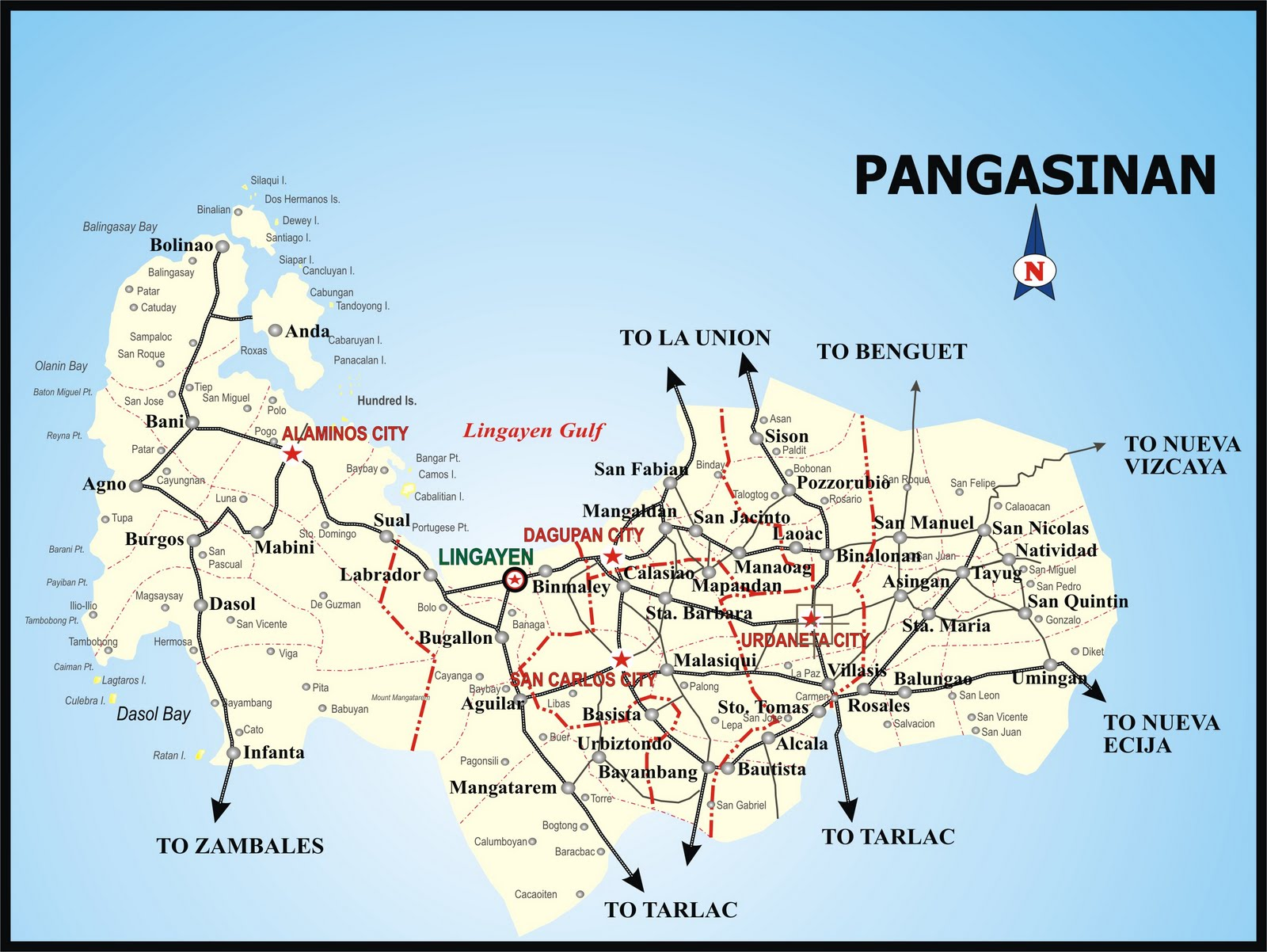 Tourist Spots in Baggao Cagayan