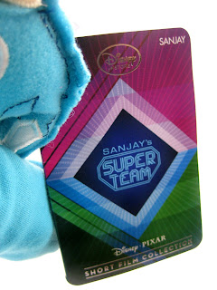 sanjay super team plush