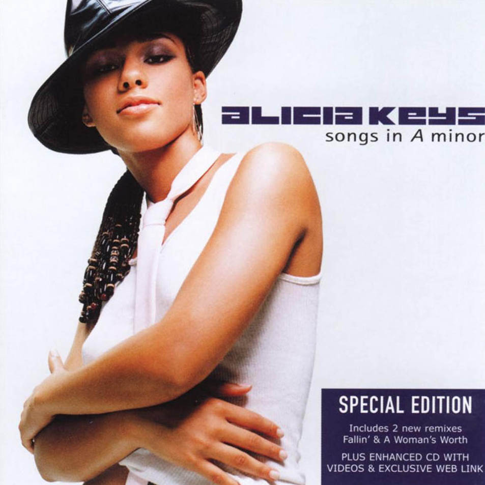 Byron's Music: Alicia Keys - Songs In A Minor (Special ... Alicia Keys Songs