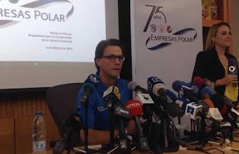 Bocaranda: Gobierno decidió intervenir Alimentos Polar y detener a Lorenzo Mendoza