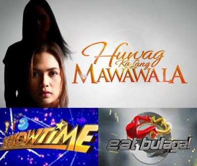 National TV Ratings (August 23-24): Huwag Ka Lang Mawawala Ends on a High Note; Eat Bulaga, Showtime Tie