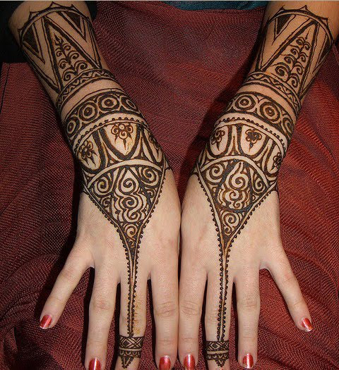 Henna Tattoo Designs