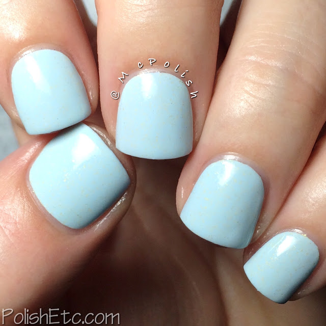 Cirque Colors - The Warby Parker Collection - McPolish - Greenwich