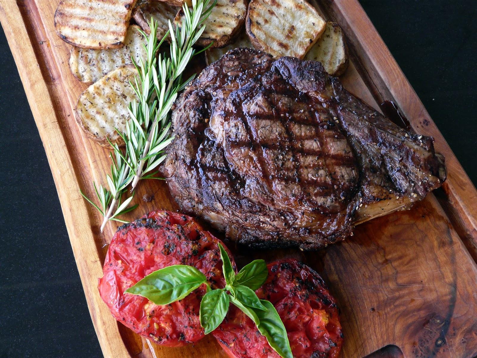 prosciutto salad grilled prime rib 160 recipe grilled prime rib ...