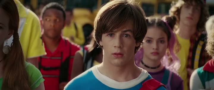 Screen Shot Of Sky High (2005) Dual Audio Movie 300MB small Size PC Movie