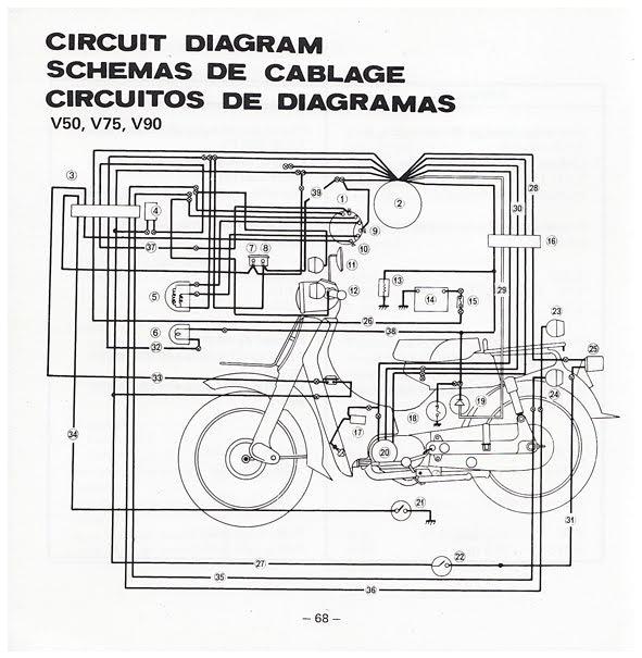 wiring diagram yamaha v80