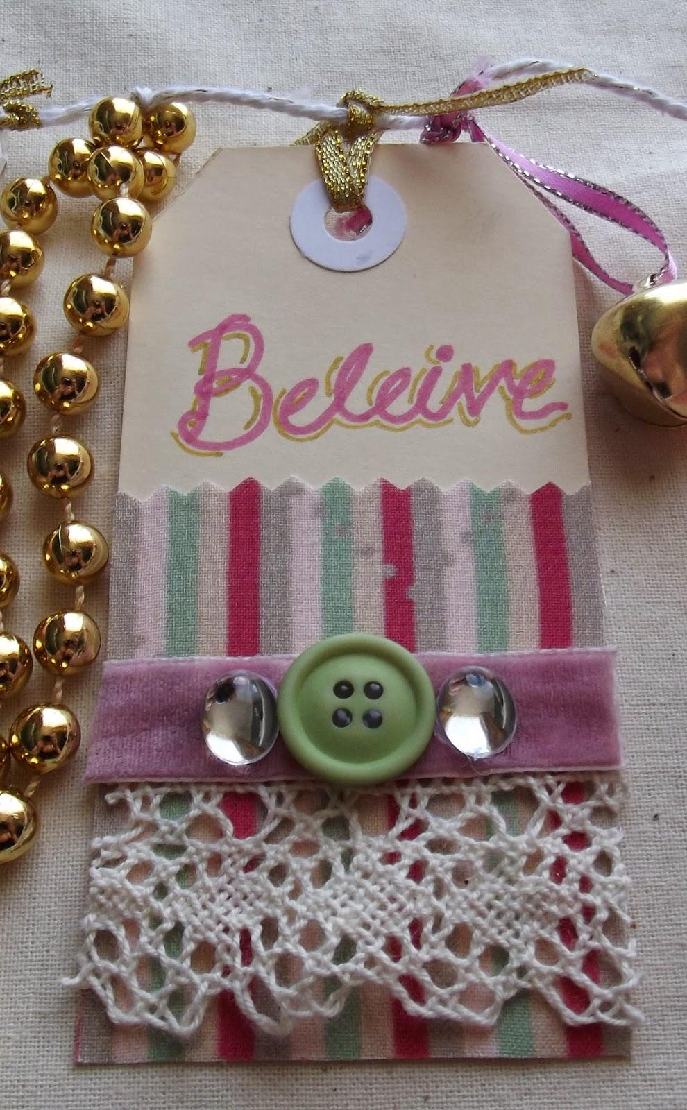 handlettering fabric velvet ribbon rhinestone button lace