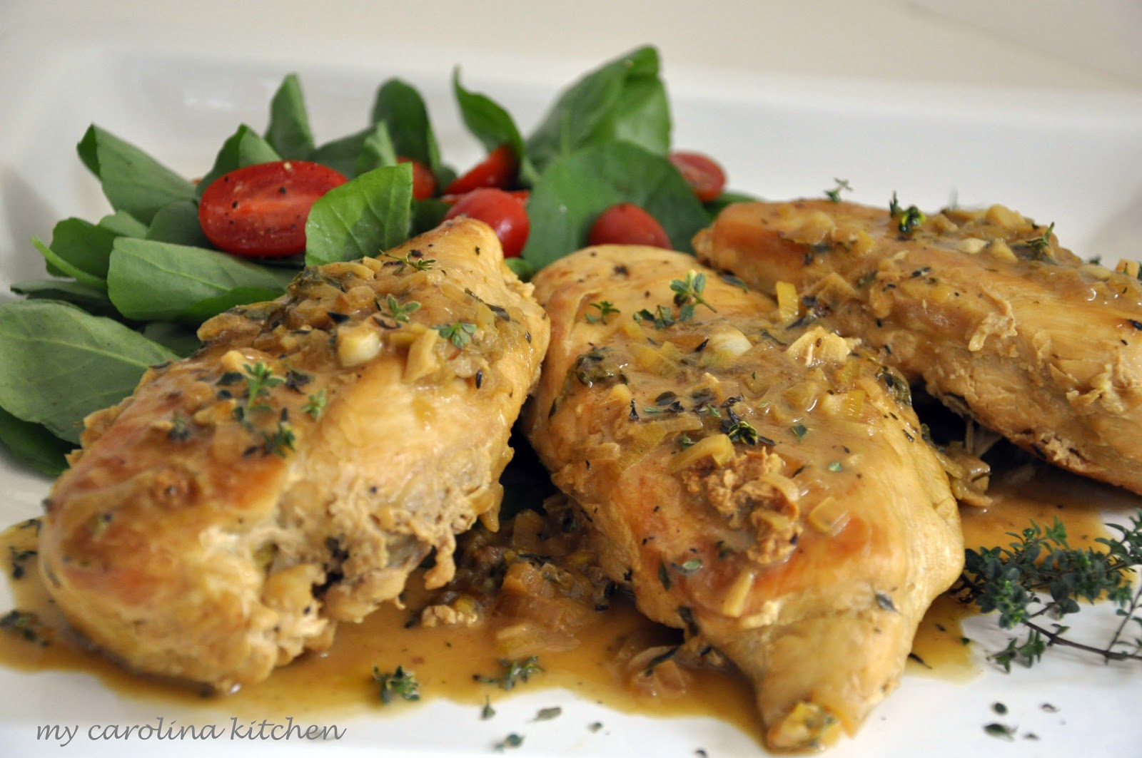 chicken curried honey dijon roasted chicken creamy dijon chicken and ...