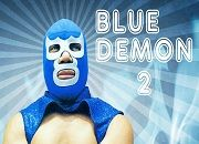 Blue Demon 2 novela