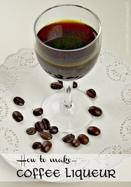 Olla-Podrida: How to Make Coffee Liqueur