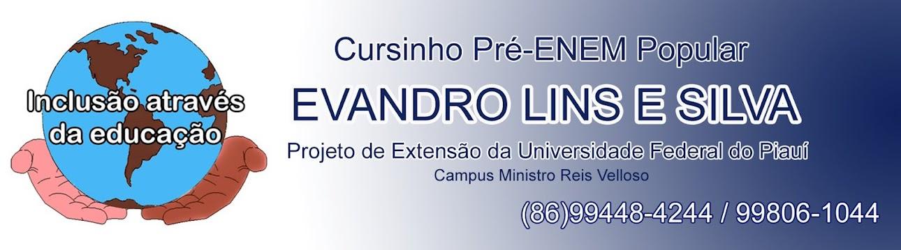 """Portal do Cursinho Pré-ENEM Popular """"Evandro Lins e Silva"""""""