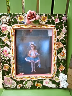 Eleanor's Tiny Dancer Custom Frame