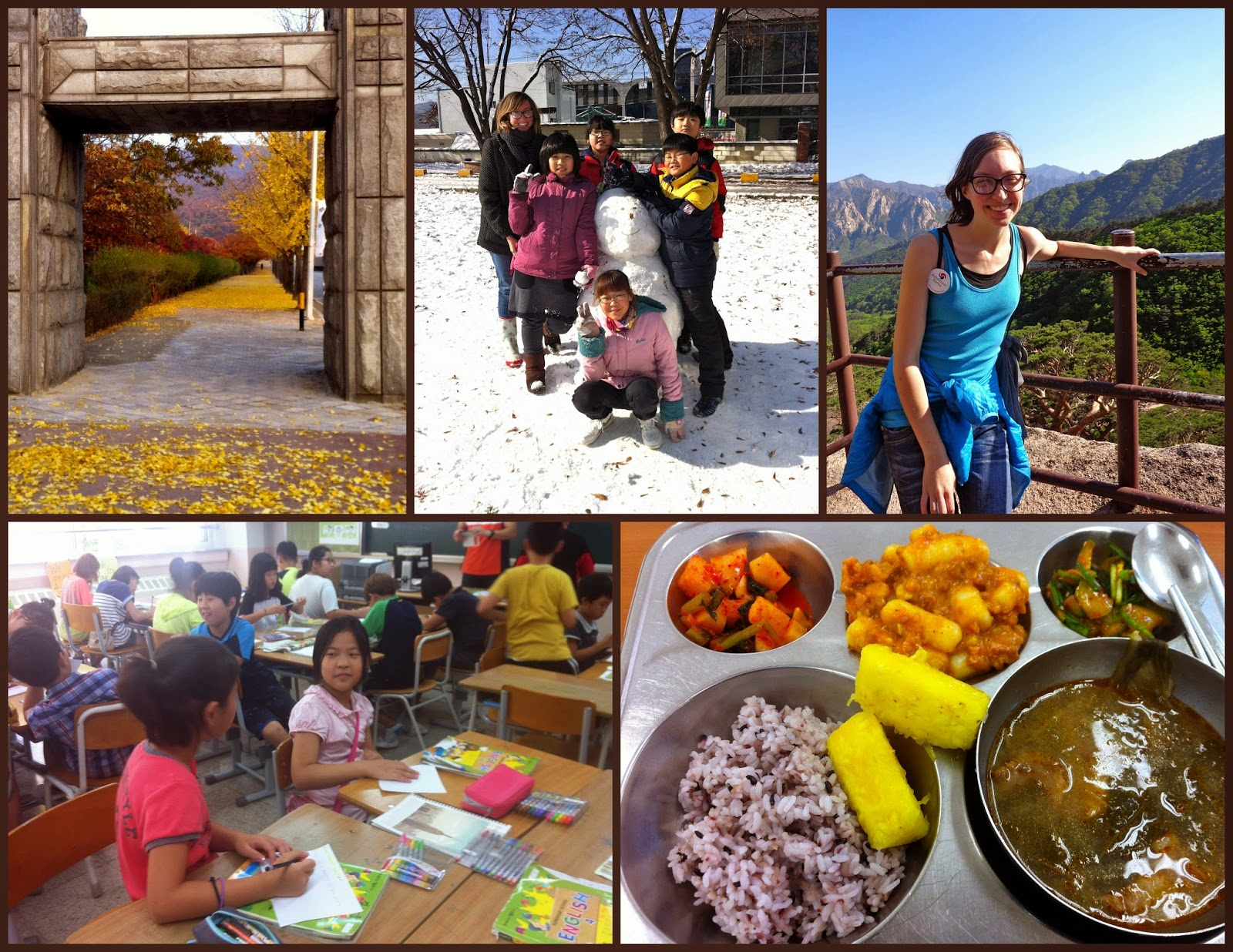Expat life in South Korea