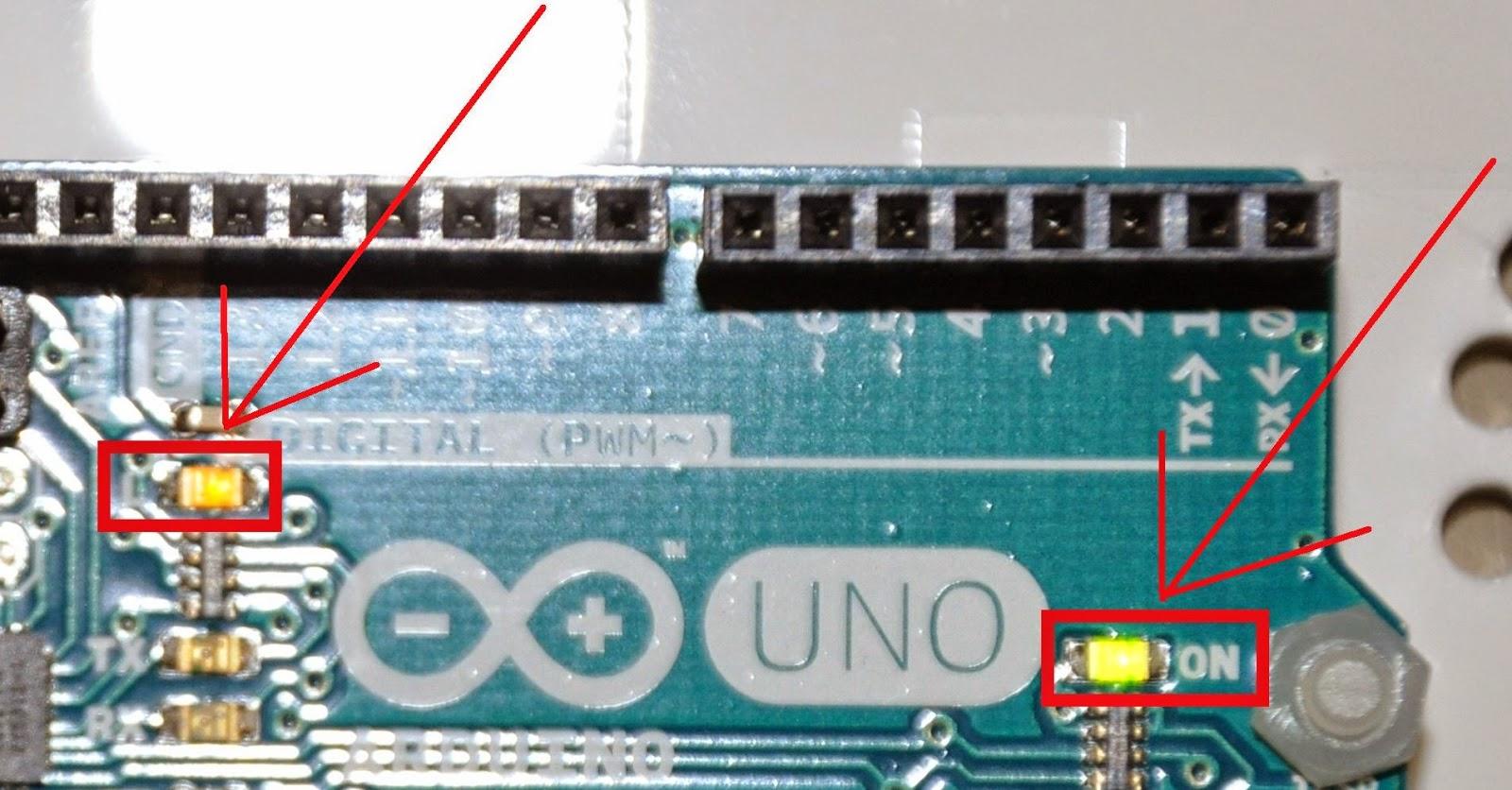 in der entwicklungsumgebung stehen verschiedene beispiele zur verfgung die schnell ausprobiert werden knnen ohne zustzliche hardware kommt 01 - Arduino Beispiele