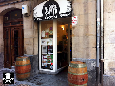 Nuevo Portu Berria (Casco Viejo - Bilbao)
