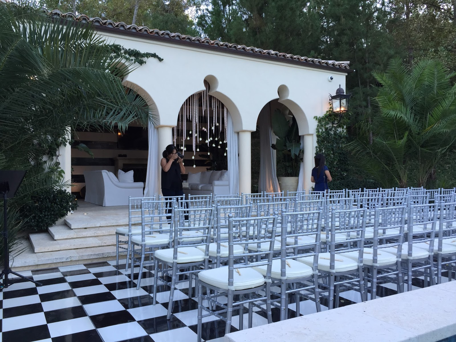 Sue Cameron KRIS JENNER OFFICIATES AT FAYE RESNICKS WEDDING TO