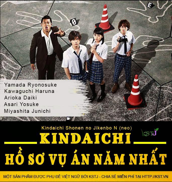 Kindaichi Hồ Sơ Vụ Án Năm Nhất - Kindaichi Shonen No Jikenbo