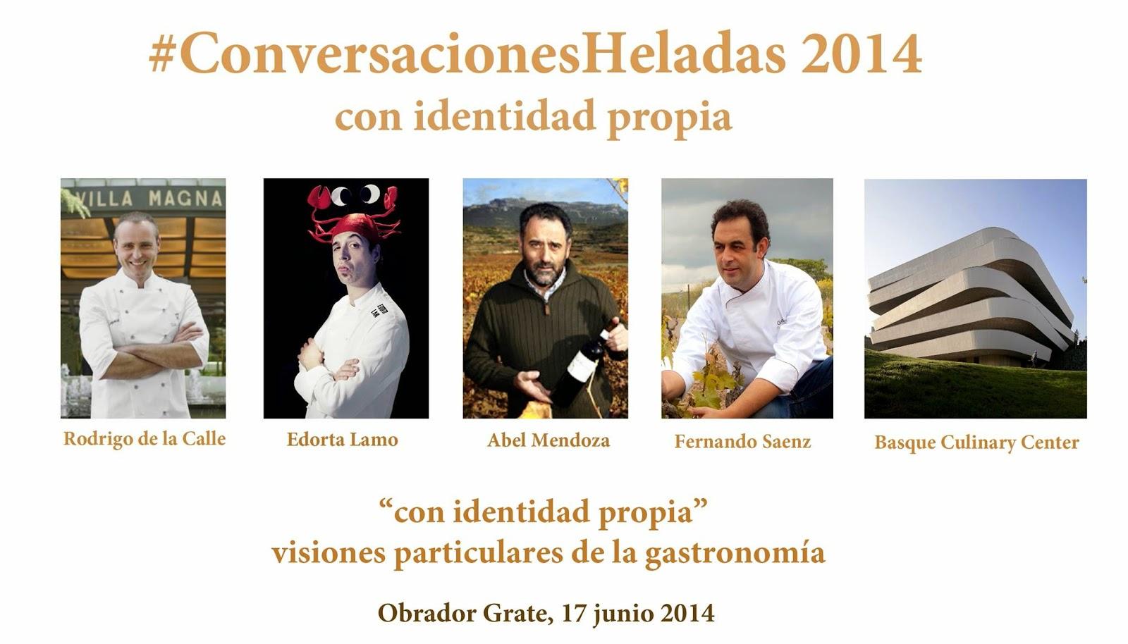 Conversaciones Heladas 2014