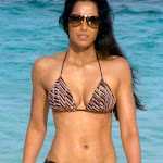 Padma Lakshmi Hot Bikini Photos