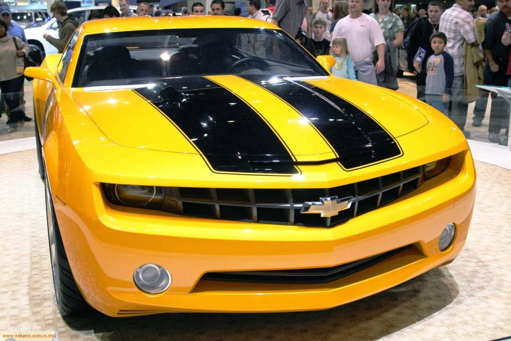2014 Camaro Bumblebee From Pricesgee