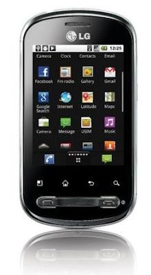 Review LG Optimus Me P350 – Kelebihan dan Kekurangannya