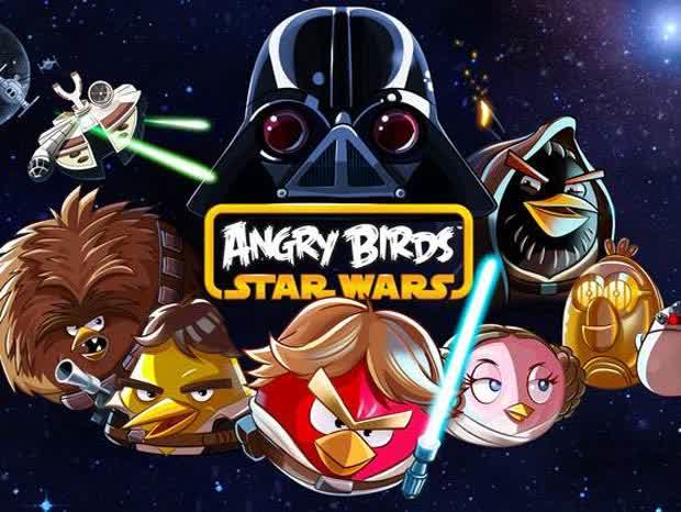 Angry Birds Star Wars 2 Apk Logo