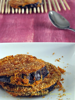 Baked-Eggplant-crispy-recipe