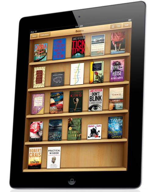 Convert iPad to e-Book Reader
