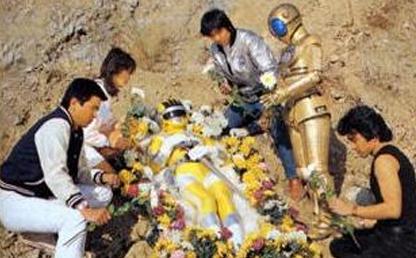 Bandar Ceme-Nasib Tragis Pemeran Power Ranger Kuning