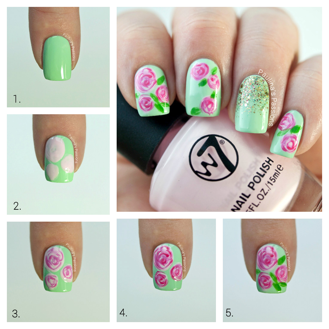 Club del Estilo: Un DIY de Nail Art