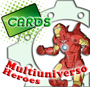 CARDS HEROES 2011