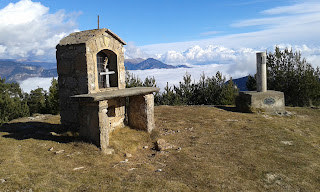Pedró de Tubau (El repte dels 100 cims)