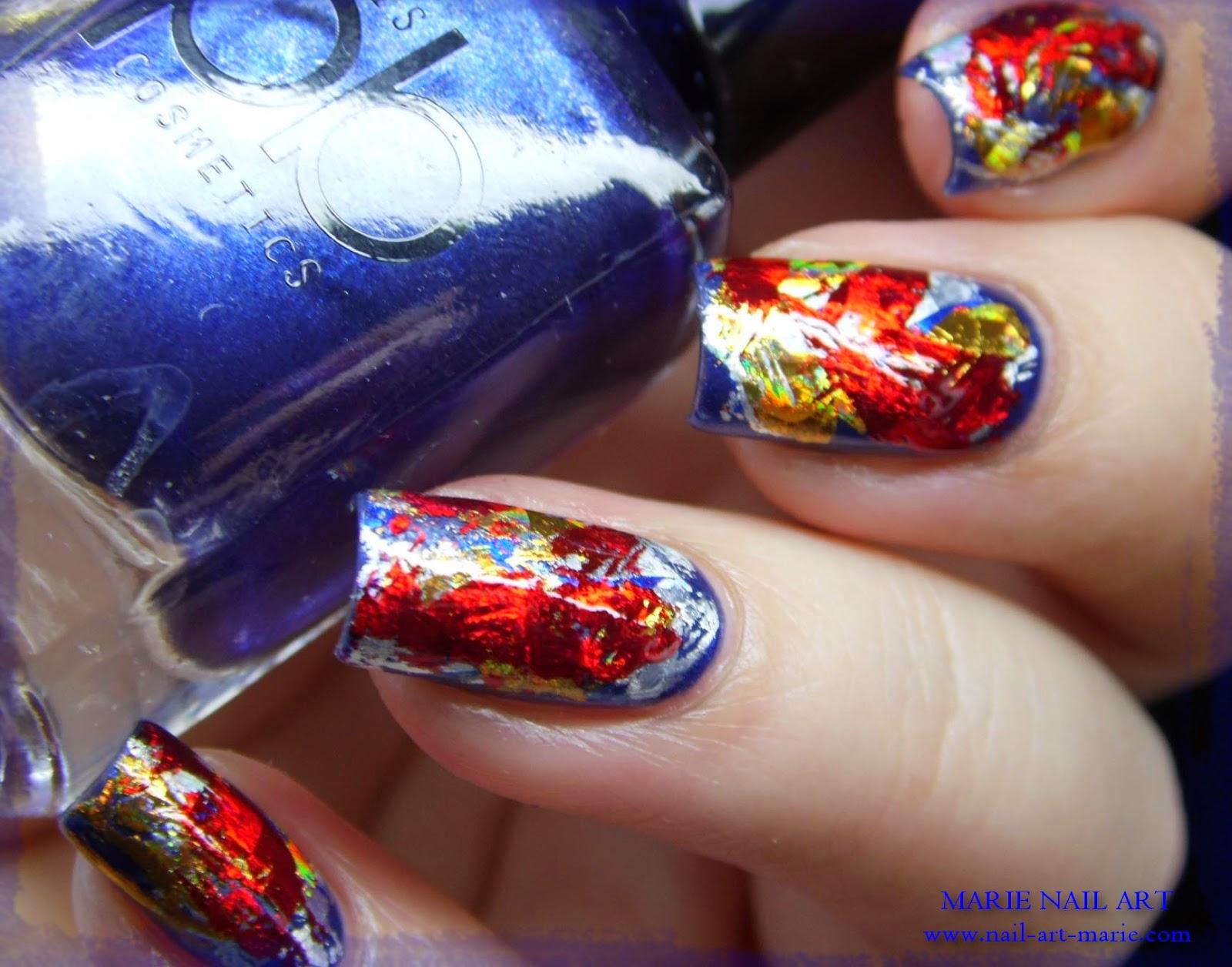 Colourfoil Manicure6