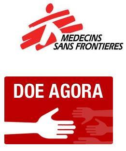 Doe para Médicos Sem Fronteiras