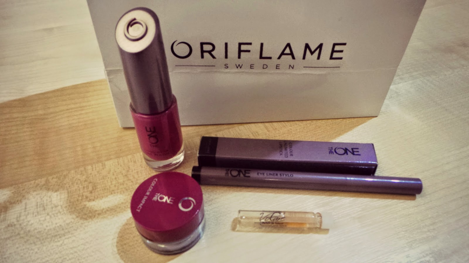 oriflame event goody bag
