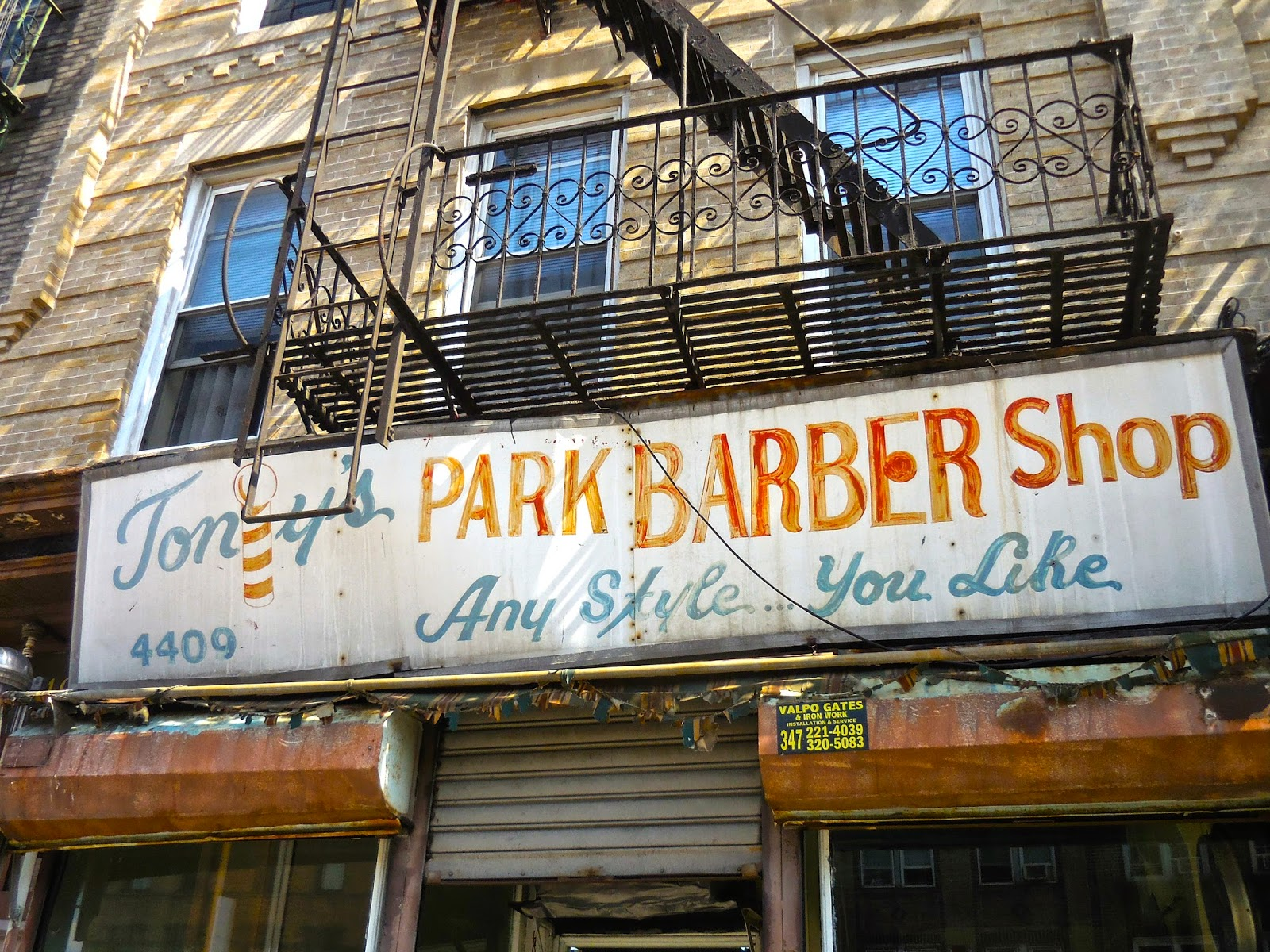 Kitchen cabinets sunset park brooklyn - Tony S Park Barber Shop On Fifth Avenue In Sunset Park Brooklyn Has Been Here Over 100 Years According To Owner Tony Garofalo Who Has Been With The