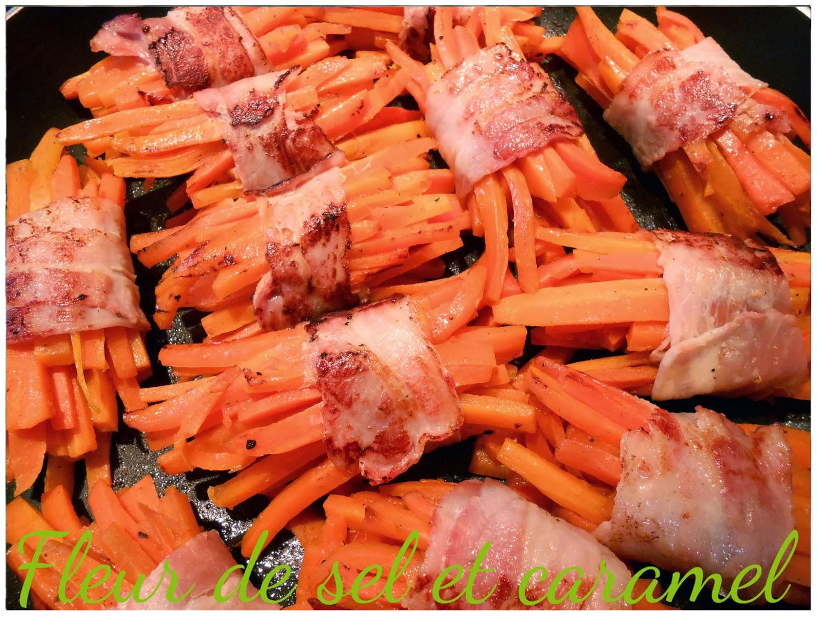 Fagots de carottes
