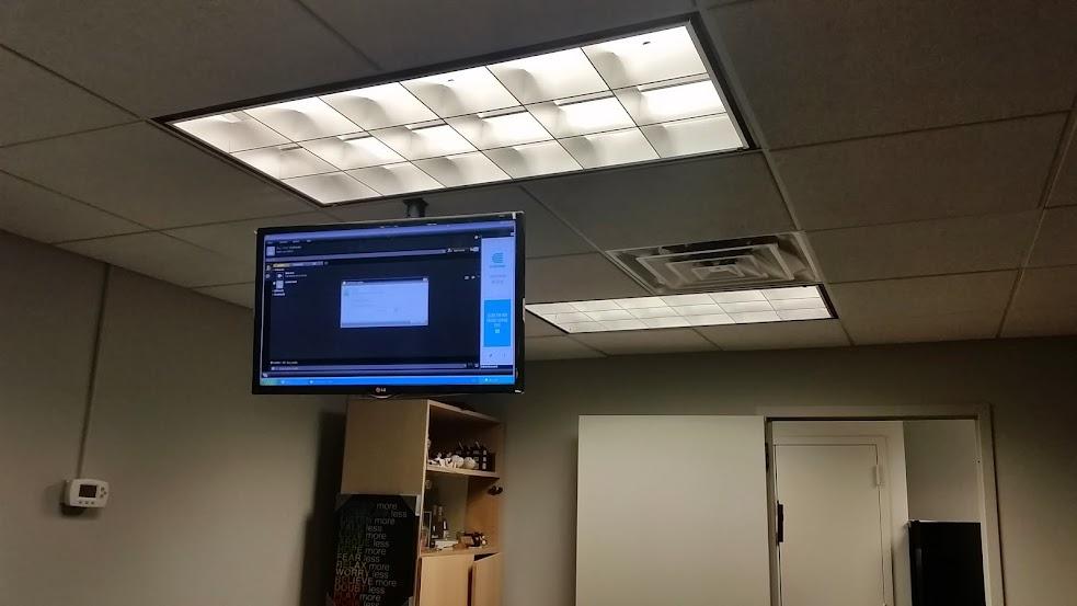 mount wall folding co bracket image ceiling socialdecision mechanism swivel tv of tilt down flip
