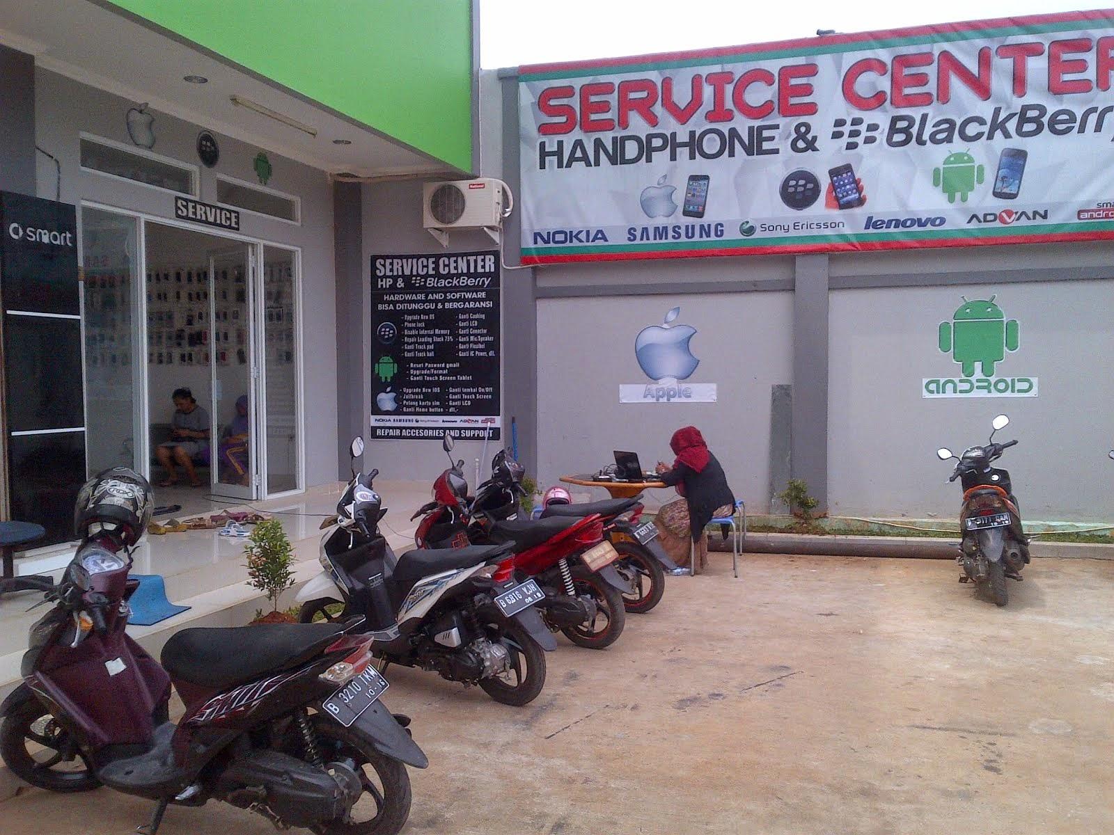 TEMPAT SERVICE