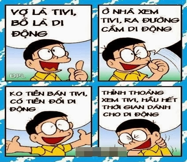 Thơ chế vui, bá đạo của Nobita - hình 4