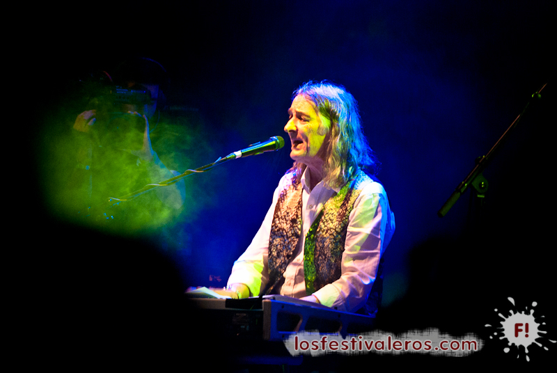Andorra Red Music 2014: Roger Hodgson