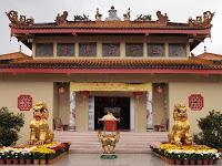 Sam Poh Temple, Brinchang