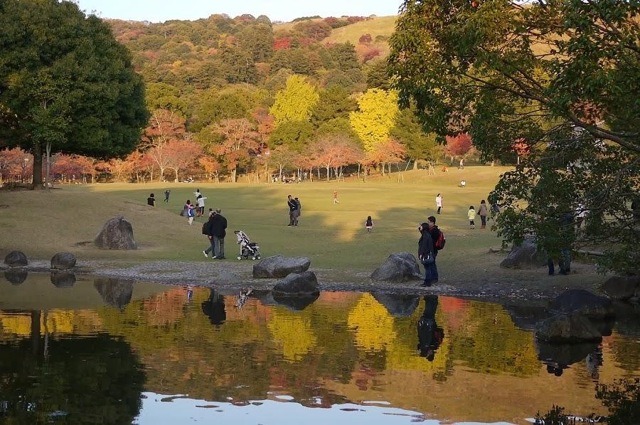 http://stardustenglishwriting.blogspot.jp/2013/11/fabulous-colors-along-yoshiki-river.html