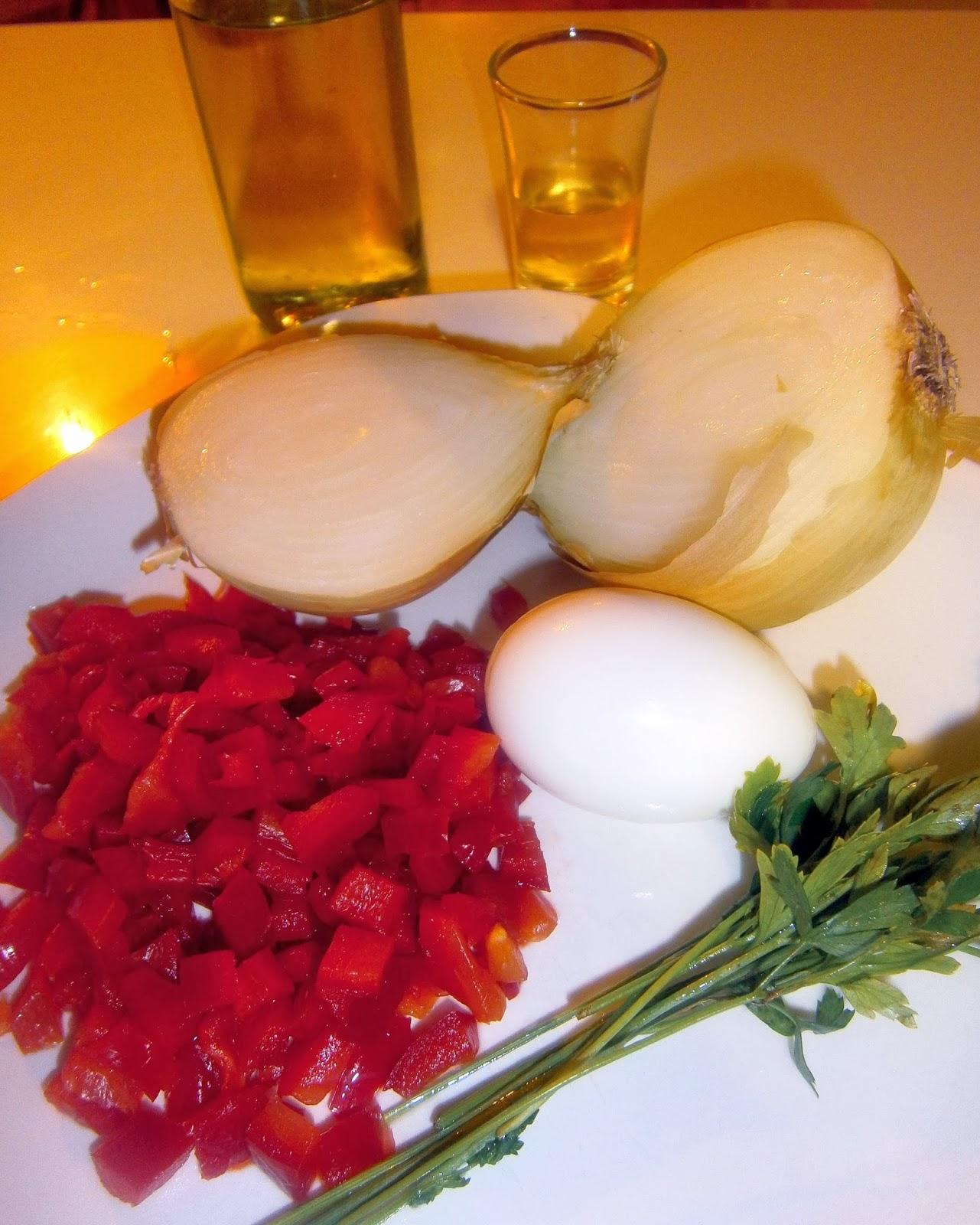 Mejillones a la vinagreta la cocina de la abuela for Cocina 5 ingredientes jamie