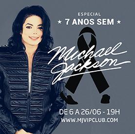 """CONFIRA NOSSO ESPECIAL """"7 ANOS SEM MICHAEL JACKSON"""""""